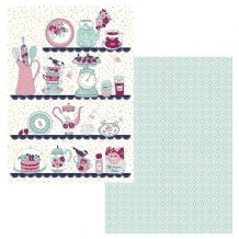Ashley Thomas Tea Towel Set of Two